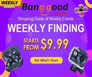 Shop your gadgets at its best price in Banggood