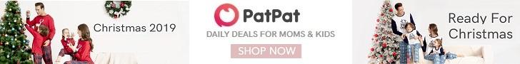在PatPat.com上购买婴儿和儿童服装