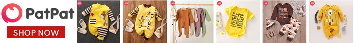 Compre suas roupas de bebê e crianças em PatPat.com