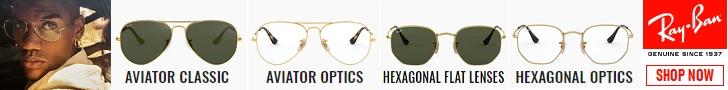 Ray-Ban - единственные очки, которые вам нужны